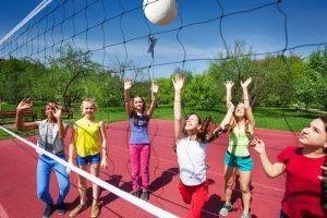 outdoor volleybal